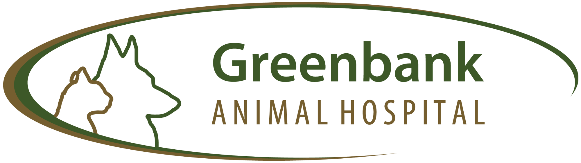 Greenbank Animal Hospital Logo